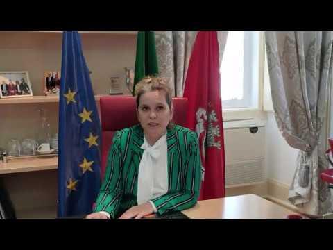 Mensagem da Presidente da Câmara Municipal de Silves aos Munícipes