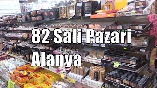 82 Salı Pazarı Магазин в Алании в котором есть все