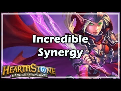 [Hearthstone] Incredible Synergy