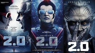 2.0 official trailer | rajnikanth | akshay kumar | amy jackson | latest update