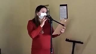 Empossada a nova diretoria da Associação Comunitária Nossa Senhora de Fátima da comunidade de Bom Fi