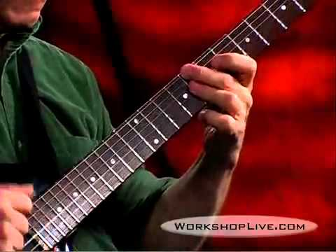Fingerstyle Jazz Guitar Improv   Jody Fisher