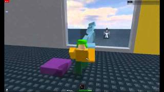 KICK THE BABY! Roblox Edition