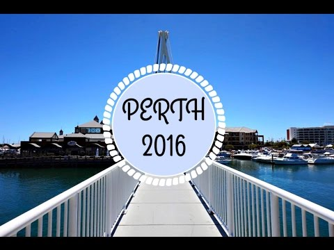 TRAVEL | Perth, Western Australia 2016