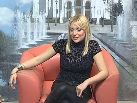Za Beograd - izdvojeno gostovanje: Tanja Vojtehovski