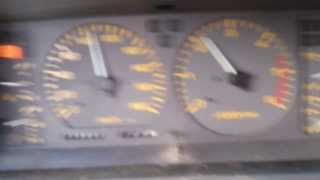 Nissan Patrol y60 2.8td acceleration vnt Turbo od 30km/h do 100km/h
