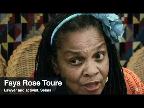 A death in Selma