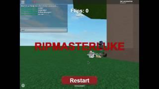 Stickmasterluke é terrível em volta vira | Roblox | Tar