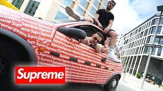 Der Supreme Corsa | Lazo fährt eure Dreckskarren (Hypebeast Edition) | inscopelifestyle