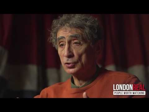 DR GABOR MATÉ   WHY YOU ARE ADDICTED   PART 1 2   London Real