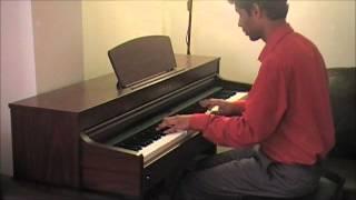 Tuhi Rab Tuhi Dua - Dangerous Ishq - Piano Cover by Sanket Jadhav