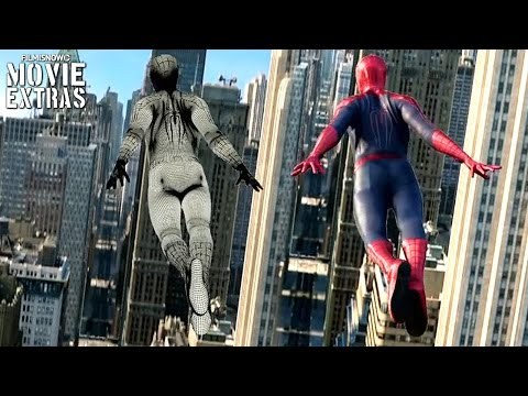 The Amazing SpiderMan 2  Part 1  VFX Breakdown by works 2014