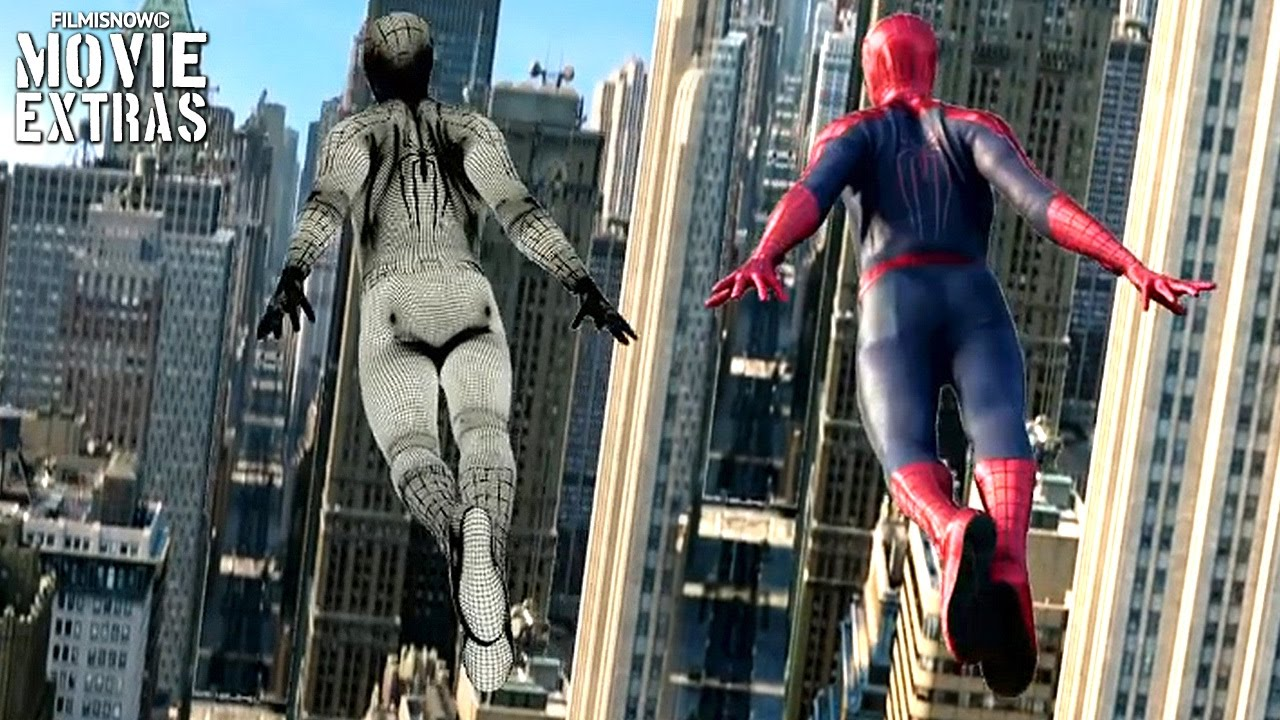 Download The Amazing Spider-Man 2 - Part 1 - VFX Breakdown by Imageworks (2014)