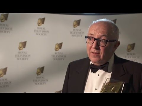 RTS Television Journalism Awards 2016... Jeremy Bowen: Interview of the year