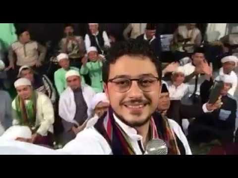 ADDAHLANIYYAH BERSHOLAWAT BERSAMA SYEKH MUSTAFA ATEF(qomarun)