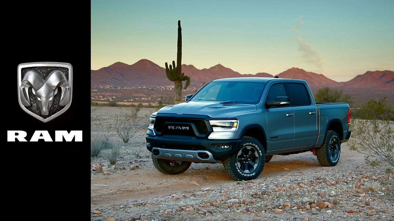2019 Ram 1500 >> 2019 Ram 1500 Rebel | Product Features - YouTube