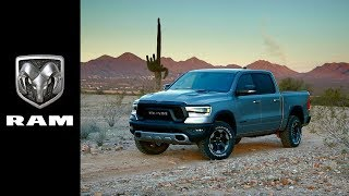 2019 Ram 1500 Rebel | Product Features