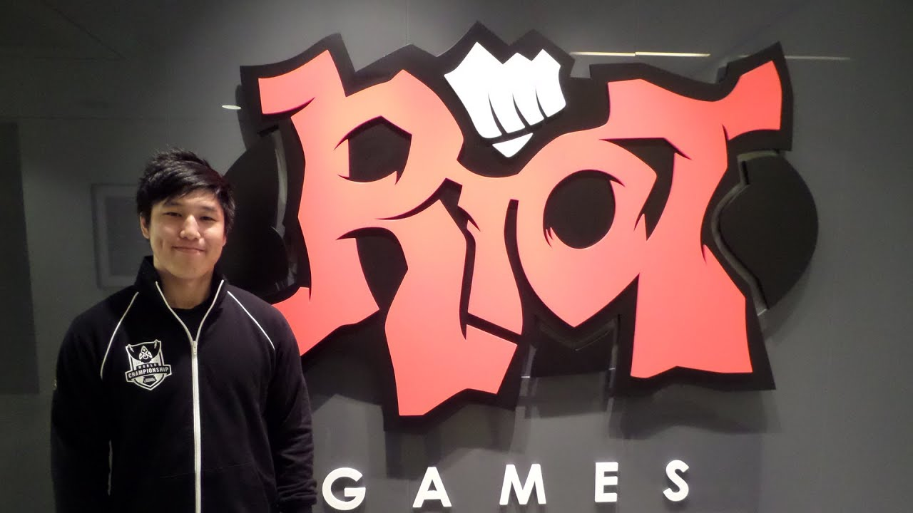 Riot Games Office