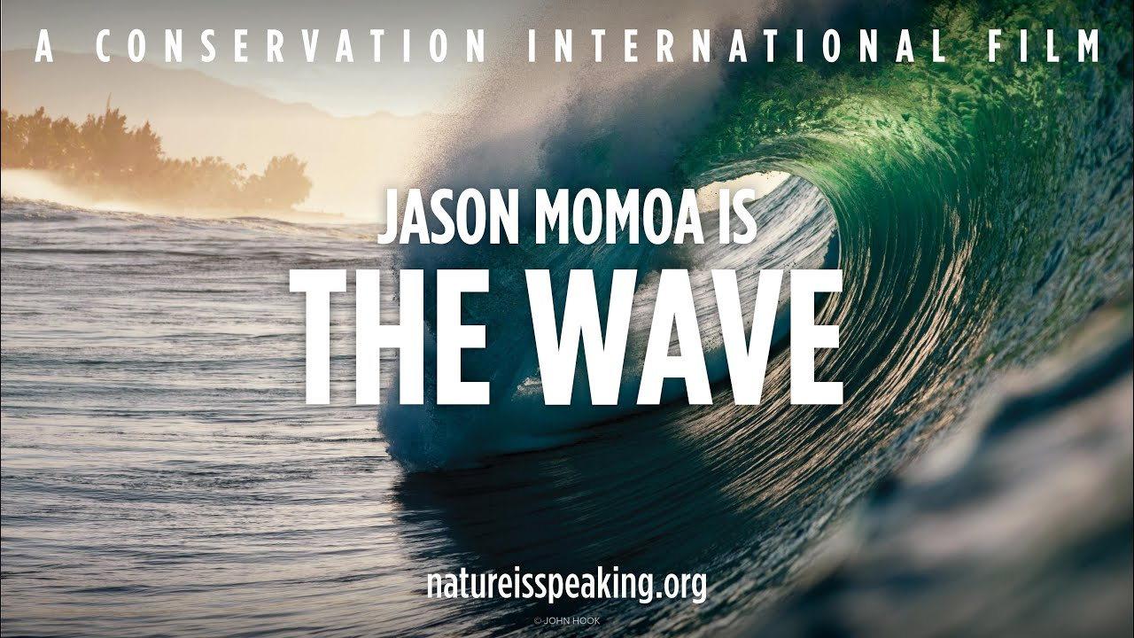 Nature is Speaking - Jason Momoa is The Wave (Spanish)