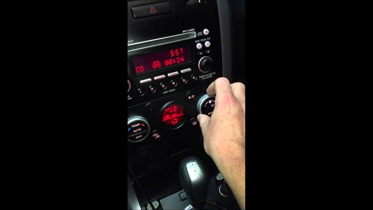Suzuki Grand Vitara Fixing Blower Motor Issues