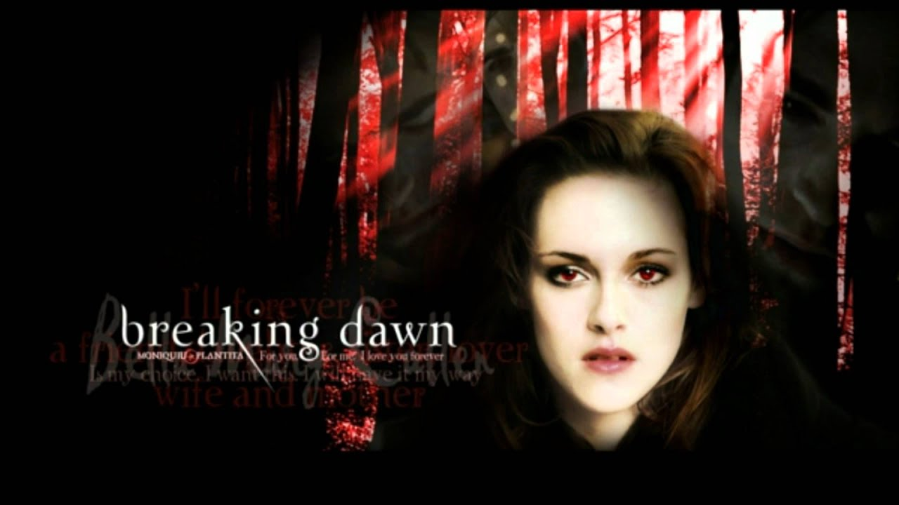 New Twilight Movie  Breaking Dawn  Could this be the Soundtrack  YouTube