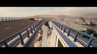 Лучшый момент Форсаж 6/The best moments of Fast and Furious 6