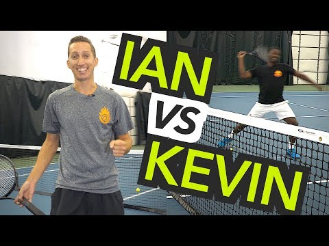 Ultimate Touch Game (IAN Vs KEVIN)