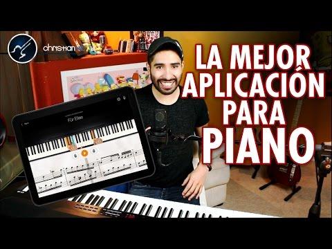 Le Mejor Aplicación Para Aprender Piano | APRENDE PIANO DESDE CERO | Clases  de Piano