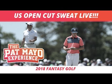 2018 US Open LIVE Cut Sweat, Weekend Preview And Picks