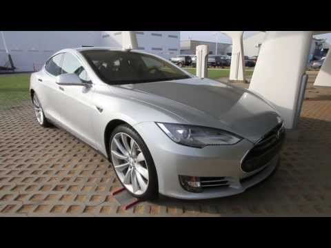 new and used tesla model s prices photos reviews specs the car connection. Black Bedroom Furniture Sets. Home Design Ideas
