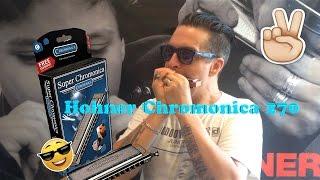 Hohner Chromonica 270 - Marcelo Naves