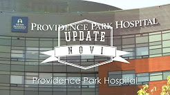 Update Novi: Providence Park Hospital