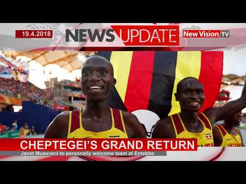 Cheptegei's grand return