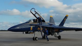 Blue Angels gear up for 2019 season with Key West visit