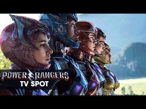 Lionsgate divulgou dois novos comerciais do filme dos Power Rangers