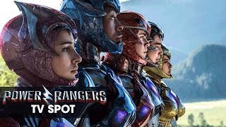 "Power Rangers (2017 Movie) Official TV Spot – ""Go Go"""
