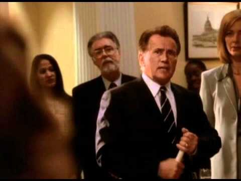 The west wing homosexuality episode