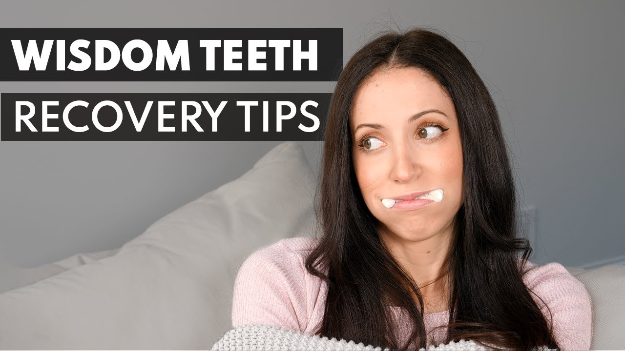 Download Wisdom Teeth Extractions RECOVERY TIPS (How To Heal Fast)