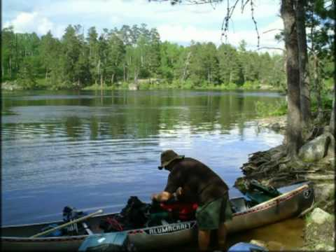 Boundary Waters Canoe Trip 2008 part 1