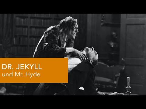 Dieser Film ist 100 Jahre alt: DR. JEKYLL UND MR. HYDE
