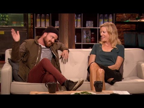 Anna Gunn and Aaron Paul on Stunts: Talking Bad