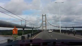 Crossing the Humber Bridge (Promises Version)