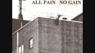 Failure Face - All Pain, No Gain 7""