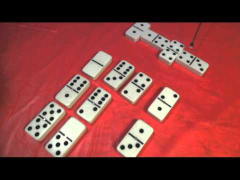 how to play train dominoes