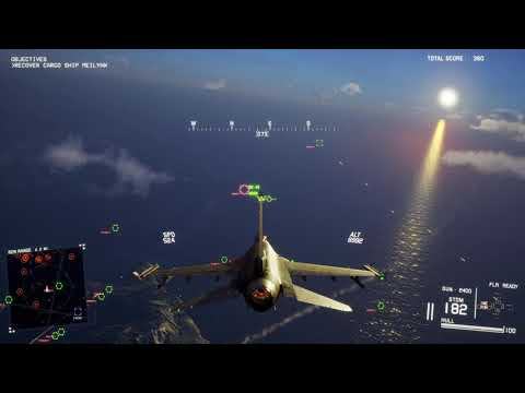 A Brief Look at Project Wingman  