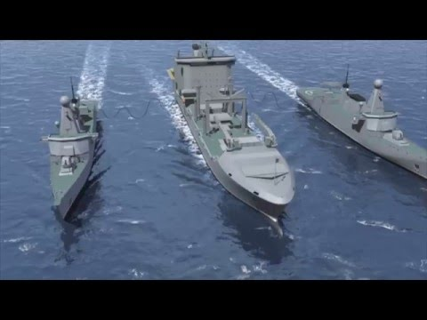 Canada's Next Auxiliary Oiler Replenishment Ship - Episode 1