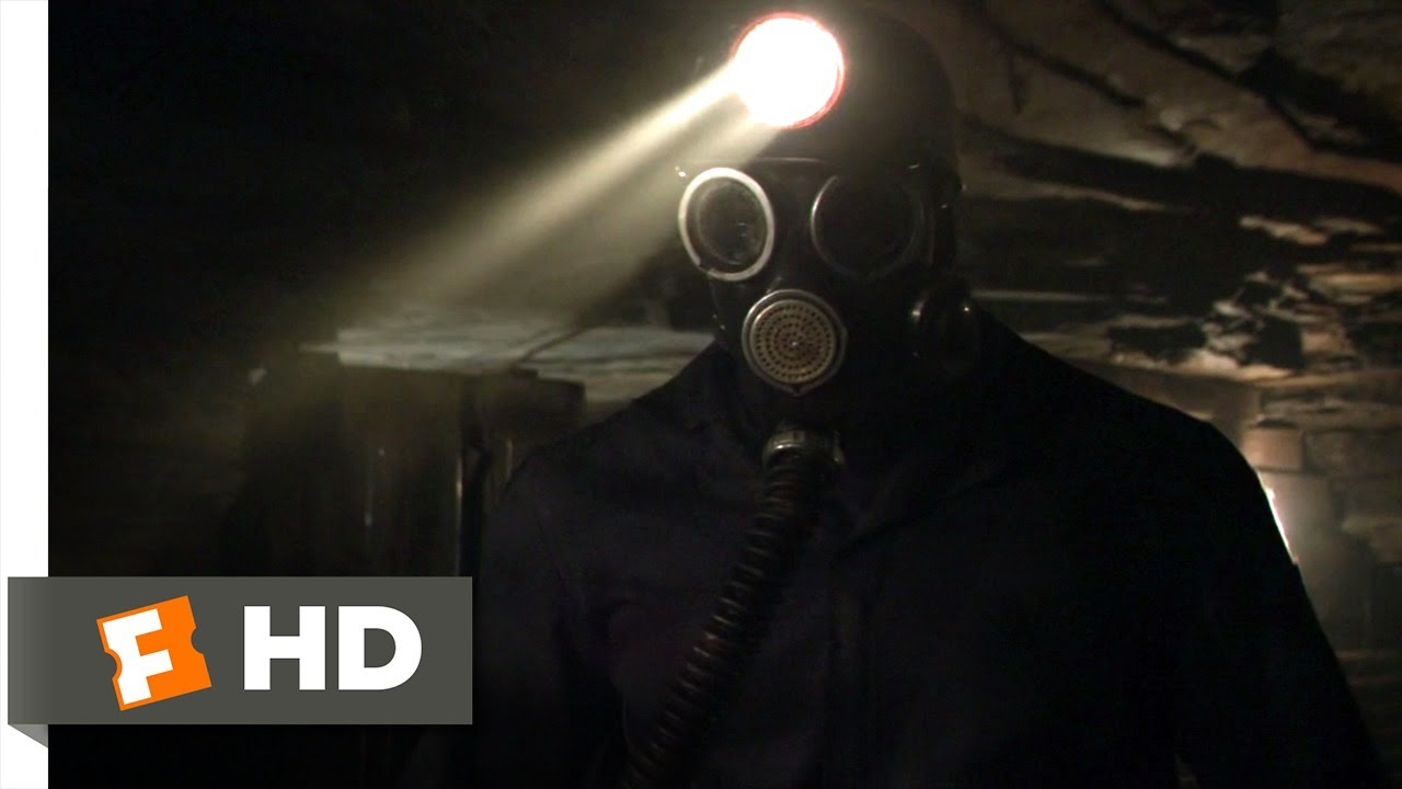My Bloody Valentine 1 9 Movie Clip Pickaxe Through The Eye 2009