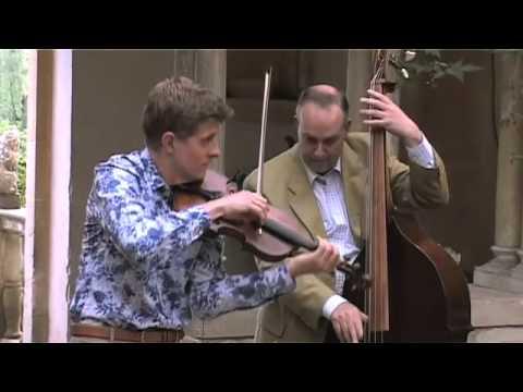 Tim Kliphuis Quartet: Fanfare for a Common Man and Hoedown (Copland)