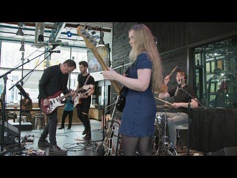 The Wedding Present - Two Bridges (Live on KEXP)