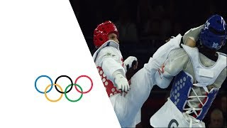 Carlo Molfetta Wins Gold - Taekwondo Men +80kg | London 2012 Olympics